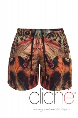 "Men beachshorts ""Butterflies"""