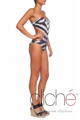"Swimsuit ""Zebra"""