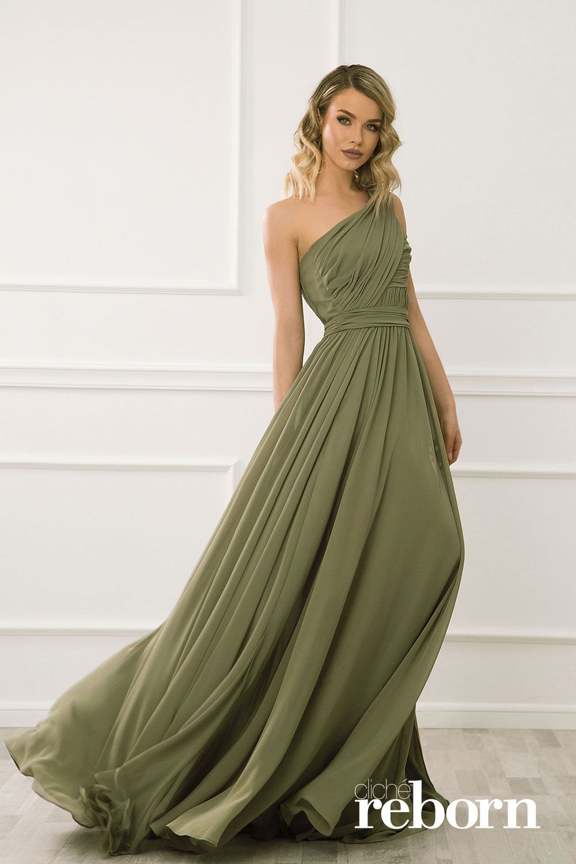 024e18bfa5b Зелена вечерна рокля с воал
