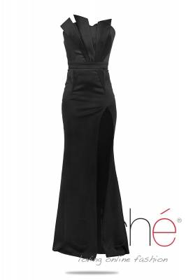 Ellegant evening black dress