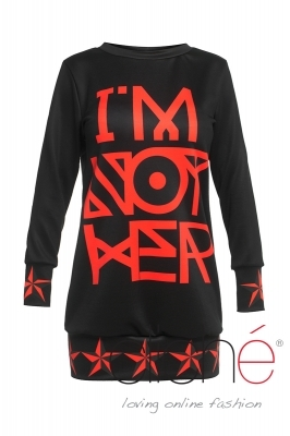 """I'm Not Her"" Sweatshirt"