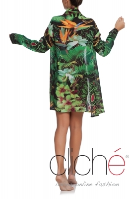 "Beach shirt ""Tropicana"""