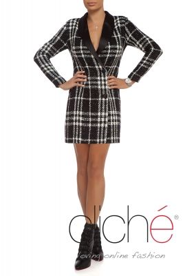 Boulce blazer dress